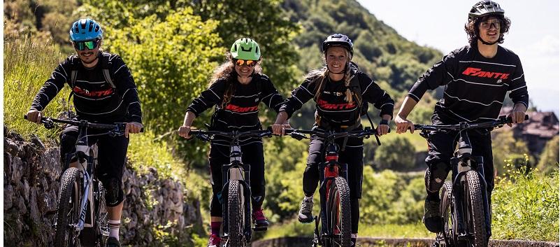 FANTIC Bikes presenta The Fantic Crew