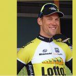Maarten Tjallingii il ciclista vegetariano!