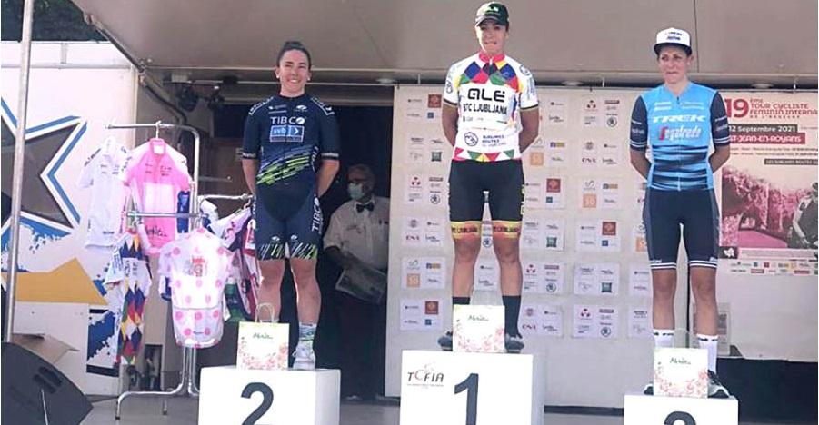 Marta Bastianelli vince il tappone del Tour de l'Ardeche