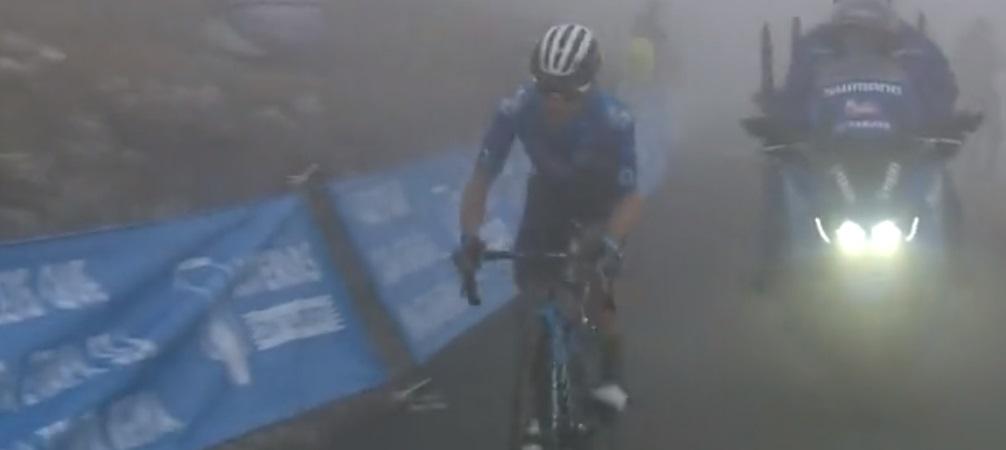 Miguel Angel Lopez vince all'Altu d'El Gamoniteiru