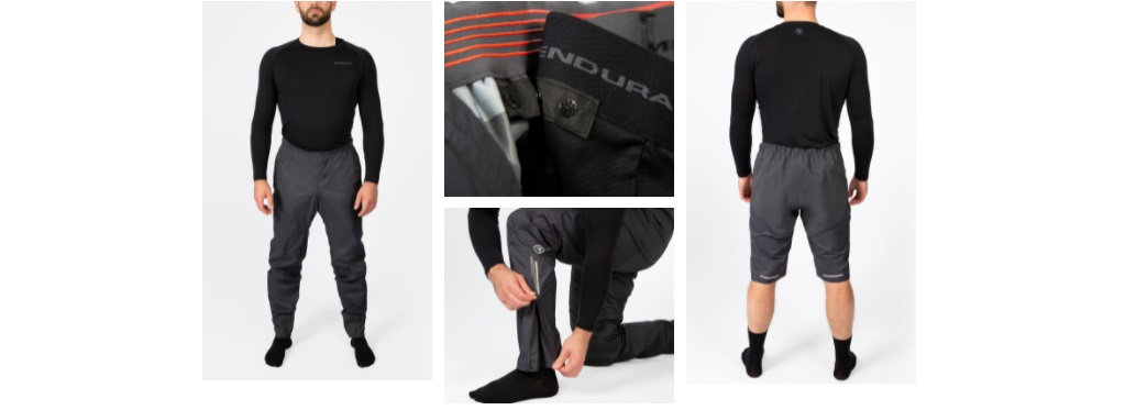 GV500 Waterproof Trouser & Short