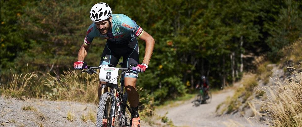 lias Periklis vince anche la terza tappa e conquista la leadership in classifica generale (Credits: The Outdoor Lab)