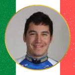 Christian Delle Stelle ciclista milanese