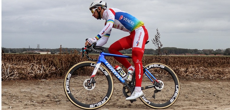 Parigi-Roubaix: Ursus è pronta alla sfida