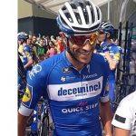 Eros Capecchi ciclista umbro